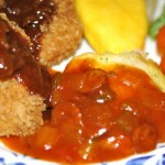 TOKIO城島は奈良育ちでチキンカツを良く食べていたらしい