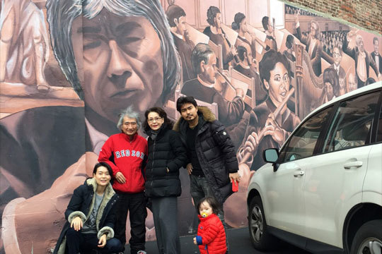 ozawa-family
